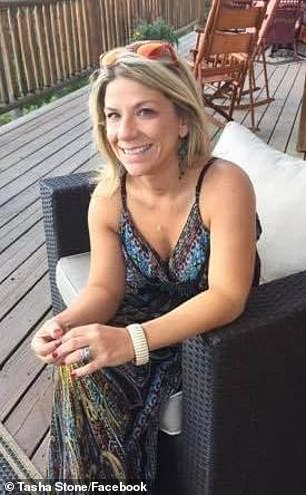 Tasha Stone had said River was in a coma after being airlifted to a hospital in Pittsburgh