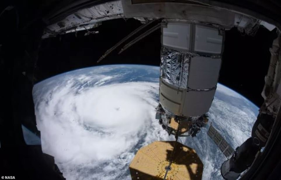 Hurricane Ida blasted is one of the most powerful storms ever to hit the US, knocking out power to all of New Orleans, blowing roofs off buildings and reversing the flow of the Mississippi River