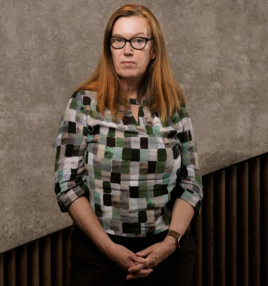Sarah Gilbert, Astrazeneca Team - Shot on location at Blavatnik School of Government, Oxford