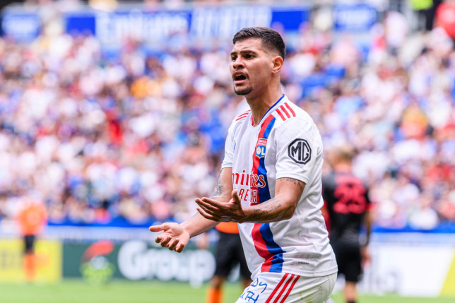 Olympique Lyonnais v Clermont Foot - Ligue 1 Uber Eats