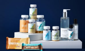 Some of The Hut Group's products