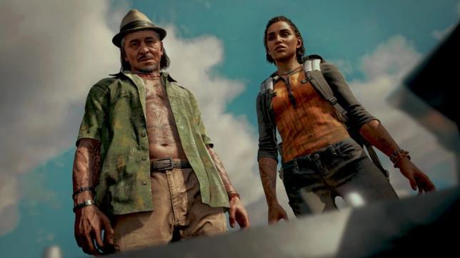 Far Cry 6 Dani main character