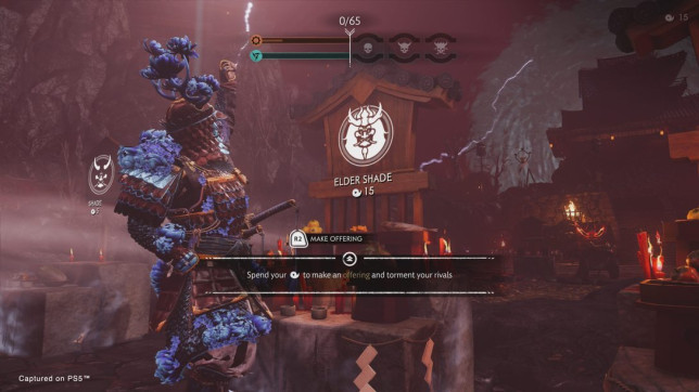 Ghost Of Tsushima: Legends screenshot