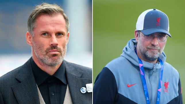 Jamie Carragher has backed the Liverpool board