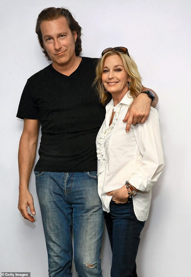 Mr and Mrs Corbett:John Corbett and Bo Derek were secretly married last year. The actor, 60, shared the news while on The Talk on Tuesday that he has already wed the stunning blonde bombshell, 64. Seen in 2015 in NYC