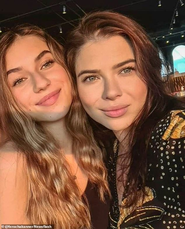 Fernanda Rocha Kanner (right), the mother of 14-year-old influencer Valentina (left), has taken a drastic step and deleted her daughter's social media accounts after describing TikTok and Instagram as 'unhealthy'