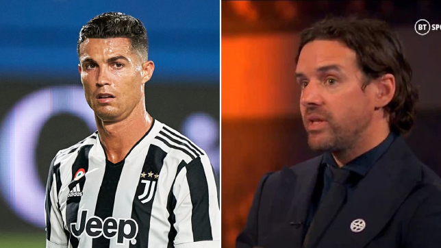 Owen Hargreaves has reacted to Cristiano Ronaldo's Manchester United return