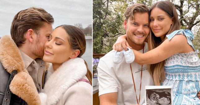 Ryan Libbey and Louise Thompson.