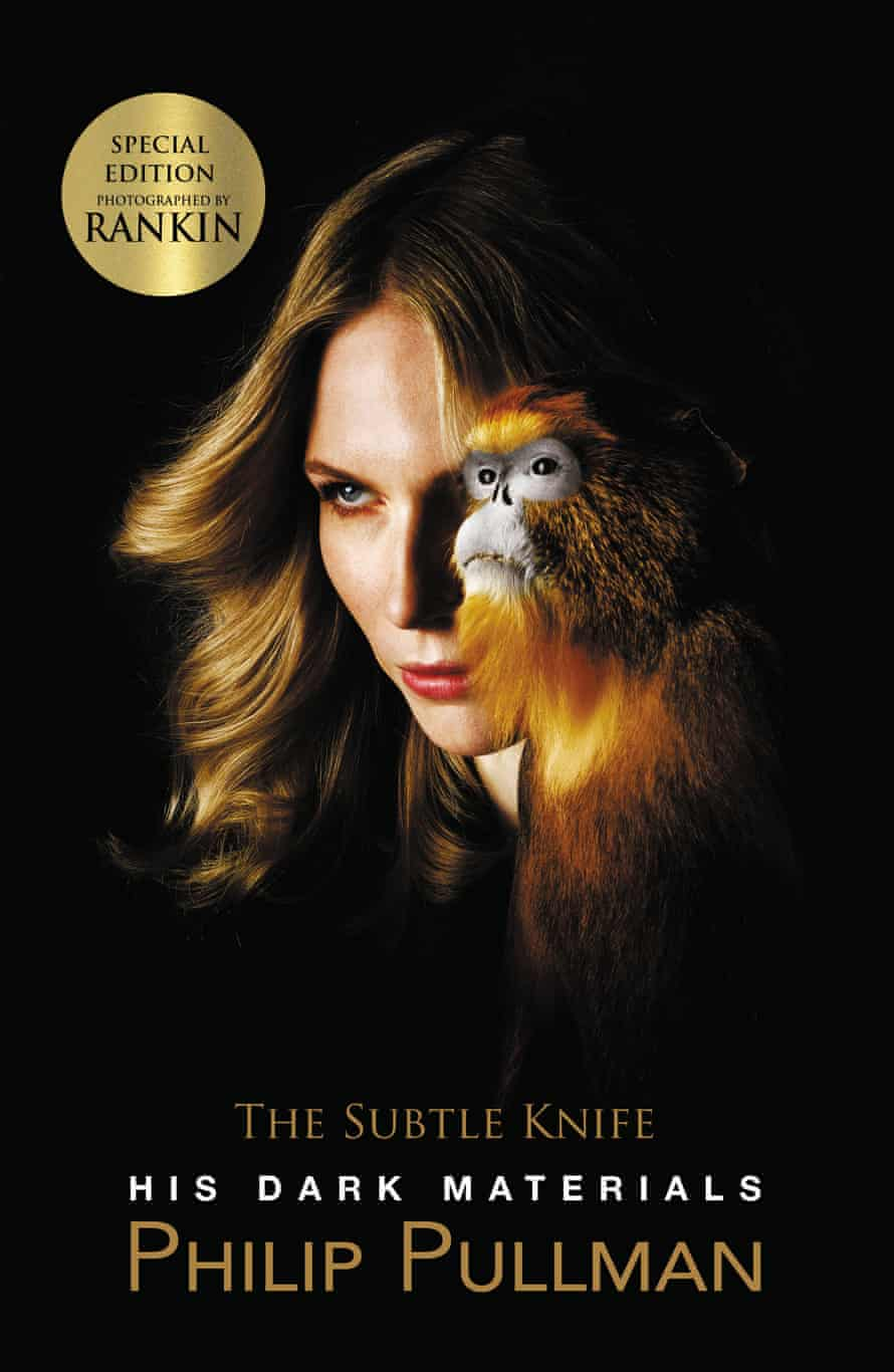 Rankin's cover for The Subtle Knife.