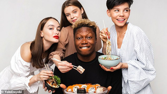 Russian sushi chainYobiDoyobi has publicly apologized for featuring a black man in an advert after its owner received death threats