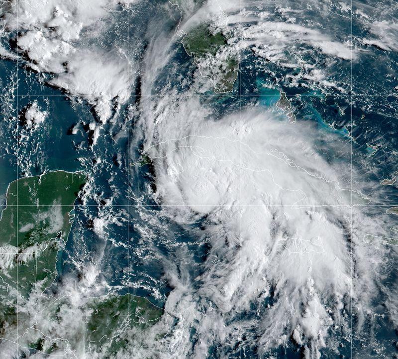 U.S. Gulf Coast braces for Hurricane Ida after Cuba takes hit