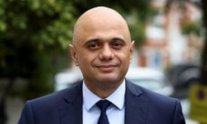 REUTERS/Henry Nicholls/File Photo,  June 27, 2021.  Britain's new Health Secretary Sajid Javid.