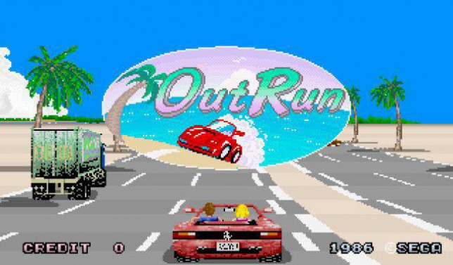 OutRun - its creator is thinking about a comeback