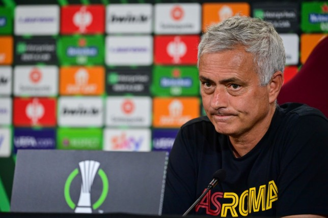 Jose Mourinho was critical of his Roma team after they smashed CSKA Sofia