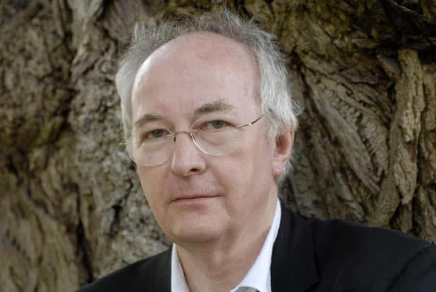 Philip Pullman, author, in 2010