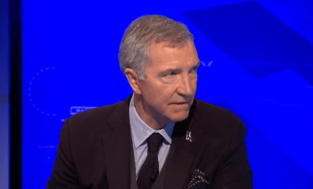 Graeme Souness has named his three favourites to win the Premier League title