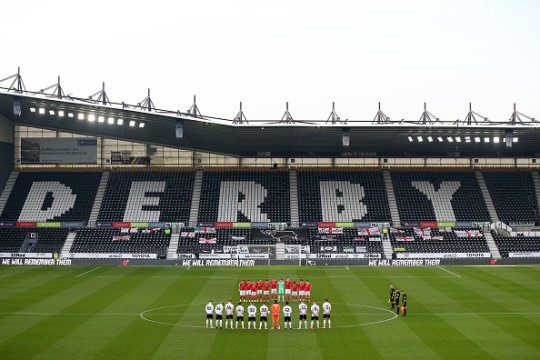English Championship club Derby are set to go into administration
