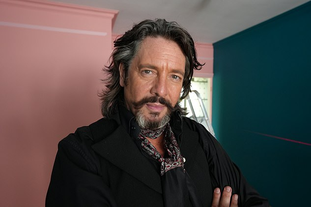 Interior designer and star of Changing Rooms Laurence Llewelyn-Bowen, 56, takes our health quiz
