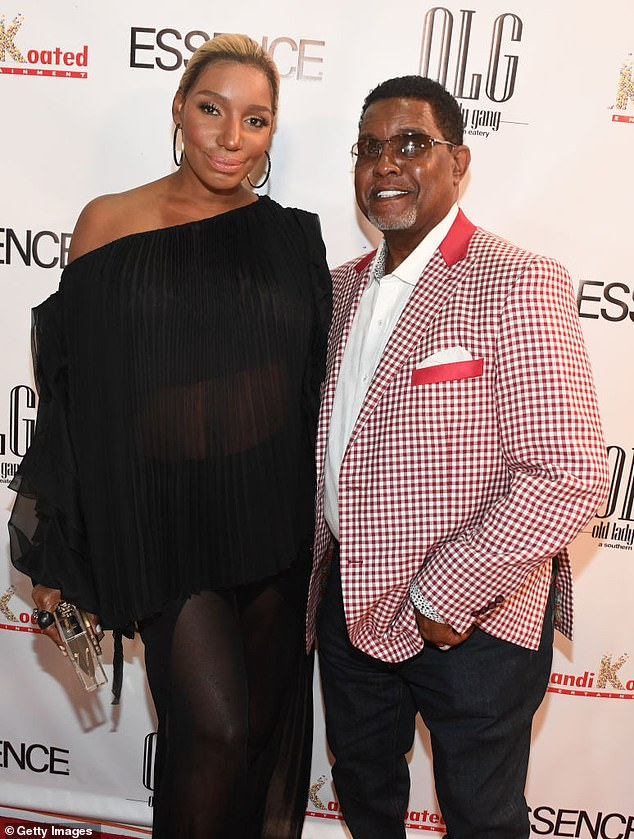 Struggle:In June, Nene revealed that Gregg's cancer had returned after he had been in remission since 2019