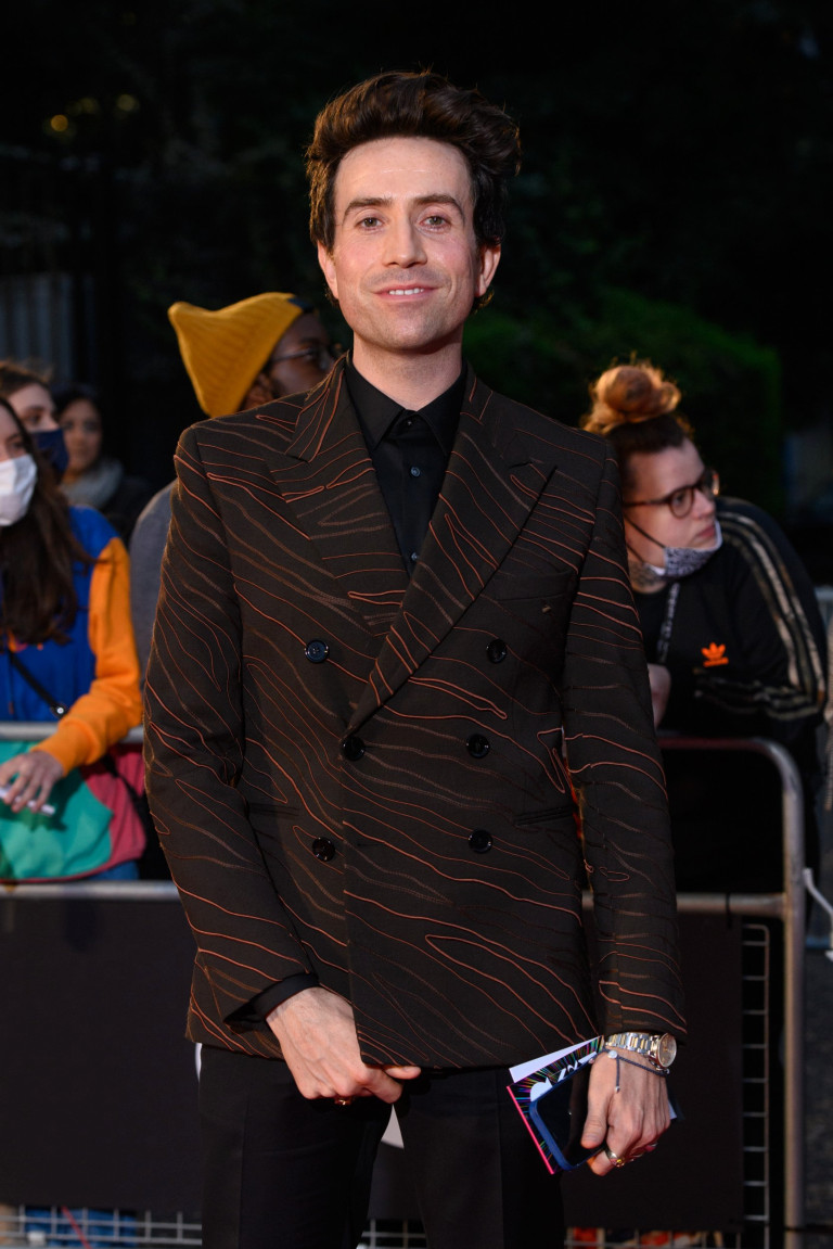Nick Grimshaw arriving at the GQ Men Of The Year Awards 2021, the Tate Modern, London. Picture date: Wednesday September 1, 2021. Photo credit should read: Matt Crossick/Empics