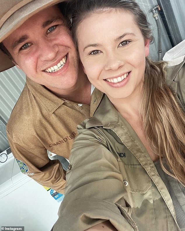 'Magic': Bindi Irwin and Chandler Powell celebrated their daughter Grace Warrior reaching five months old with heartwarming Instagram posts on August 25