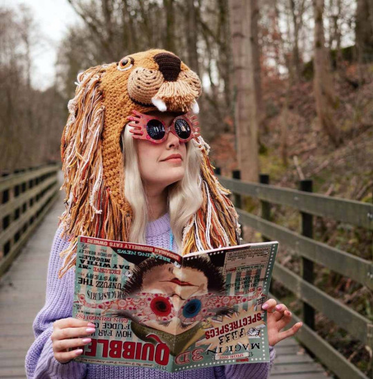 Cherry identifies the most with Luna Lovegood (Collect/PA Real Life).