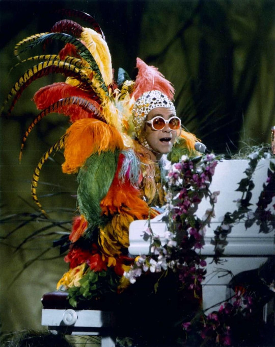 Sir Elton John on The Muppets