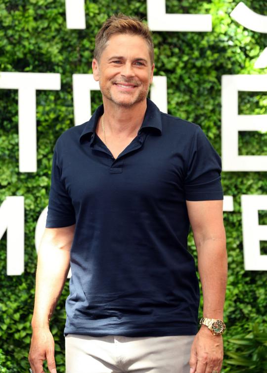 Rob Lowe at Monte Carlo Television Festival