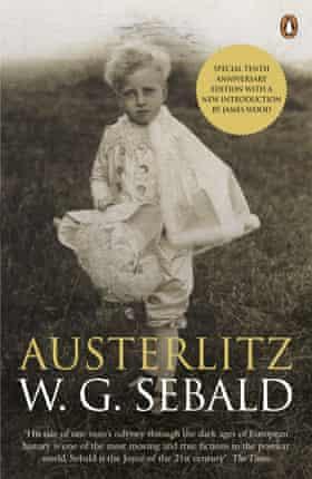 Austerlitz by WG Sebald.