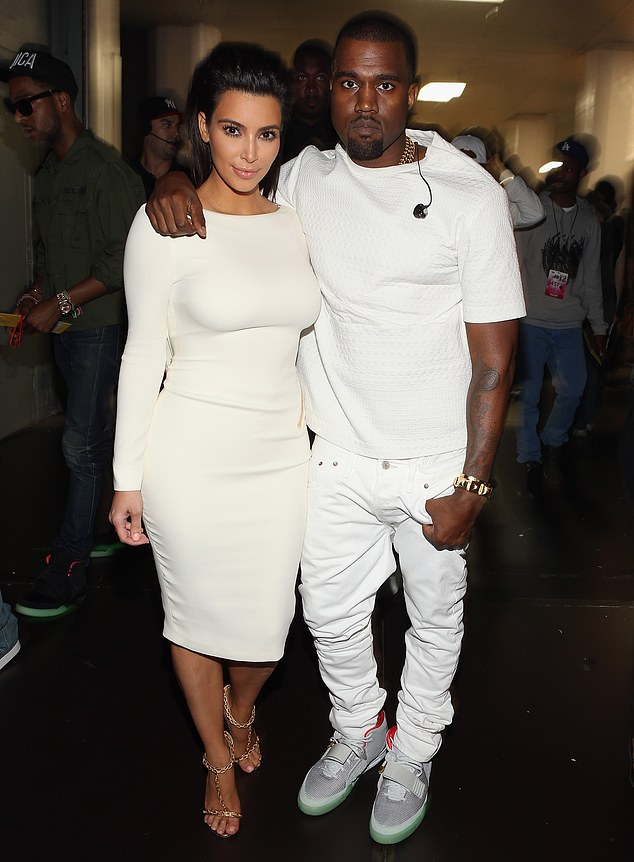 Kimye reuniting: Sources told Entertainment Tonight that Kanye wants to get back together and that Kim might be considering it (pictured 2012)