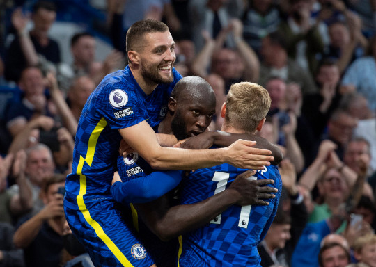 Romelu Lukaku says Timo Werner deserves 'a lot of credit' after Chelsea's win over Aston Villa