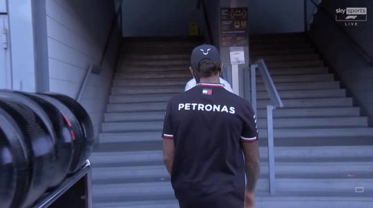 Lewis Hamilton hits back at Max Verstappen over F1 crash