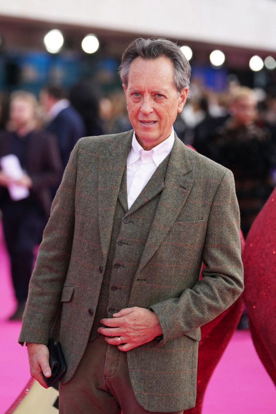 Richard E Grant arriving for the world premiere of Everybody's Talking About Jamie at the Royal Festival Hall in London