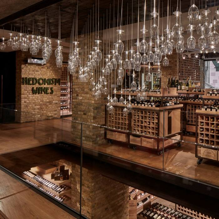 Grape expectations: Hedonism Wines is every oenophile's dream