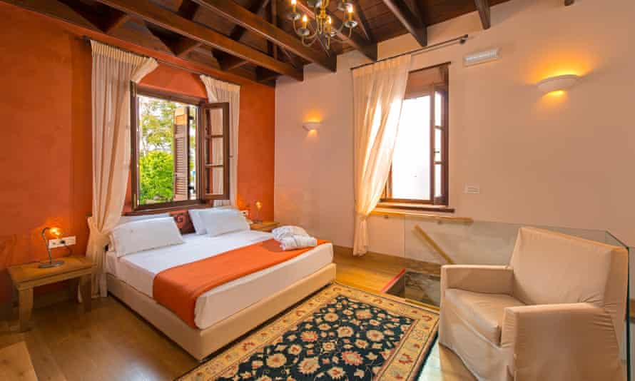 Rodos Niohori hotel, Rhodes, Greece