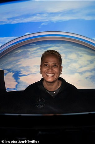 Dr Sian 'Leo' Proctor is an explorer, geoscientist astronaut