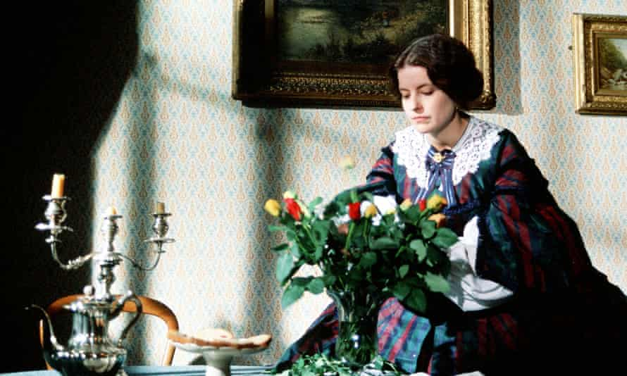 A scene from Victoria and Her Sisters, 2002, an episode from Simon Schama's BBC series A History of Britain, on which Martina Hall worked.