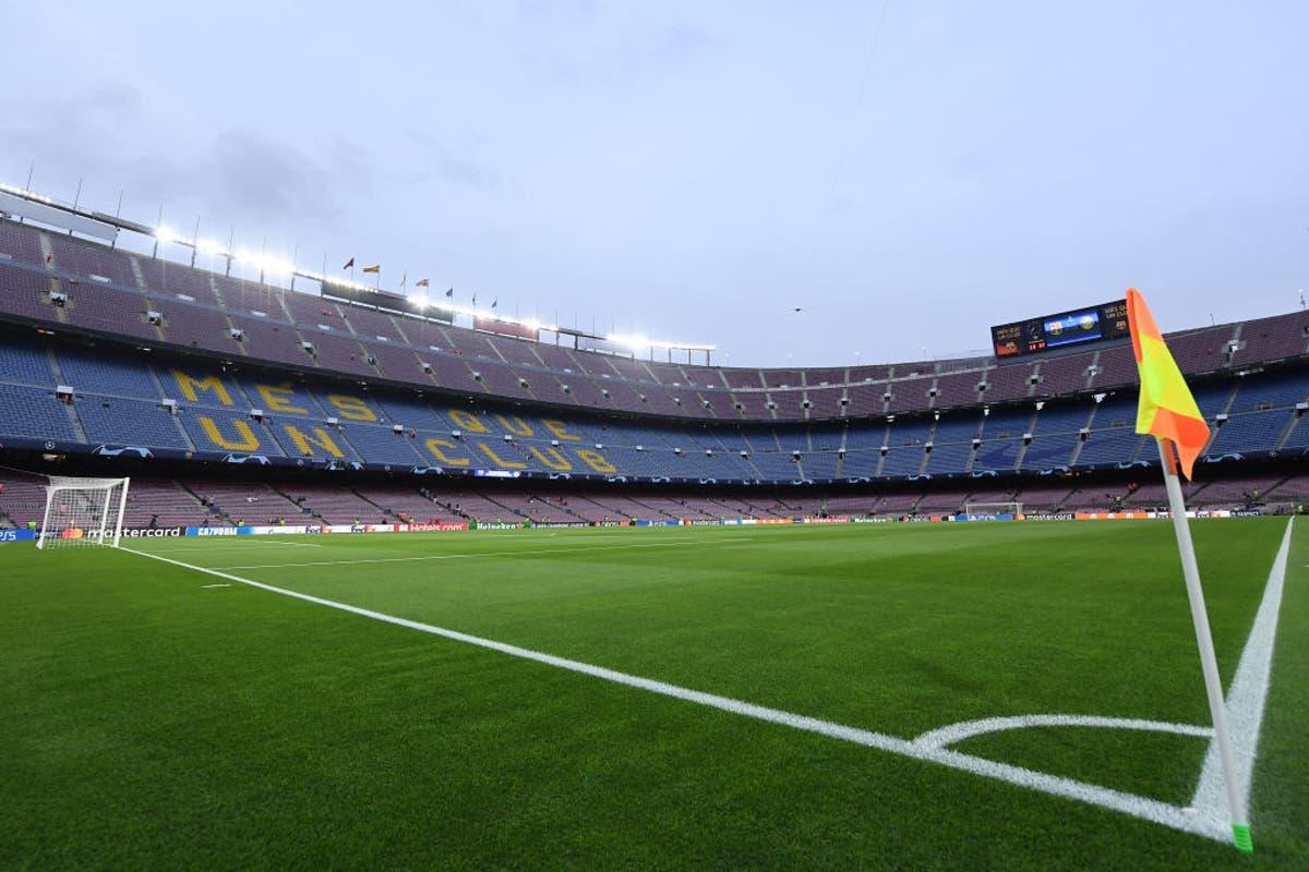 Barcelona vs Bayern Munich LIVE: Champions League team ...