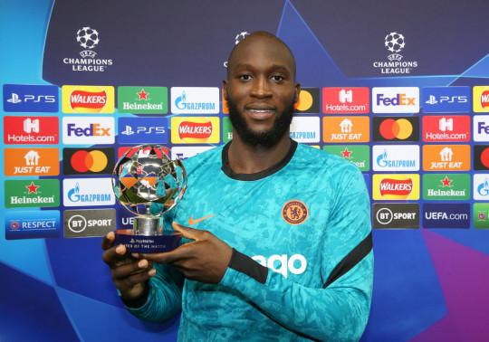 Romelu Lukaku scored again as Chelsea beat Zenit St Petersburg on Tuesday