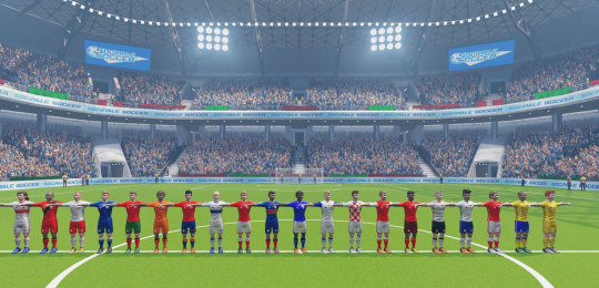 Sociable Soccer '22 screenshot