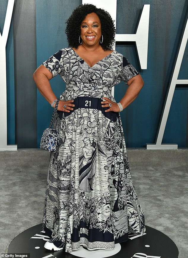 Ouster: 'I think Shonda finally witnessed it herself, and that was the final straw,' writer/producer Renshaw said of creator Rhimes, seen above in 2020