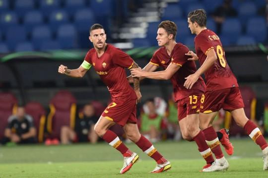 Lorenzo Pellegrini scored twice as Roma came from behind to defeat CSKA