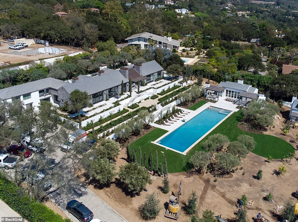Too tall? In 2017, Gwyneth and Brad's neighbor Michael MacElhenny complained to Page Six that the extensive renovations 'created an uproar with neighbors on all three sides' due to the height blocking viewsof the ocean and skyline