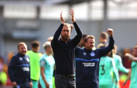 Brentford v Brighton & Hove Albion - Premier League