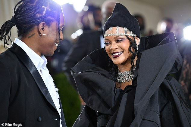 Evolution:A$AP Rocky and Rihanna have been romantically linked since late 2020, following seven years of friendship
