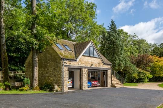 The Round House, Woodmancote, Near Dursley, Gloucestershire, GL11 (Picture: Knight Frank)