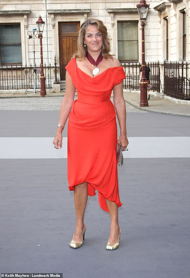 Last year artist Tracey Emin, pictured, revealed she'd had extensive surgery to remove a tumour in her bladder, which also involved removing part of her bowel and her vagina, to stop the disease spreading