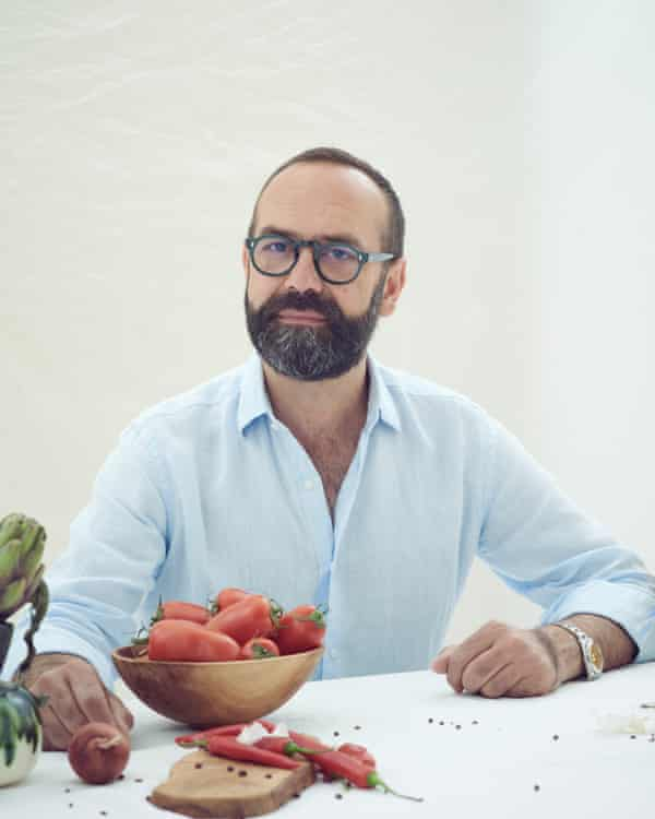 José Pizarro: 'Claudia is a proper food writer who understands the reasons behind food.'