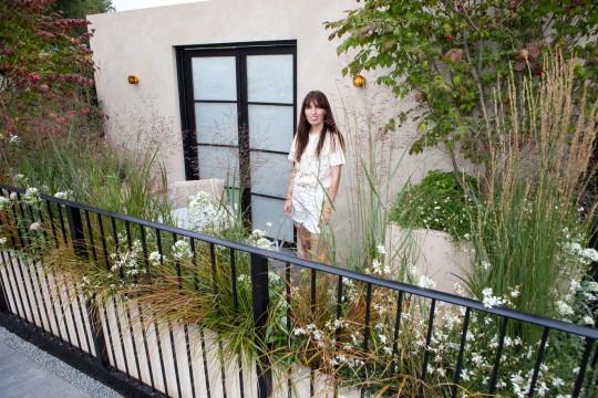 CHELSEA FLOWER SHOW-Alexandra Noble FOR CLARE MORRISROE