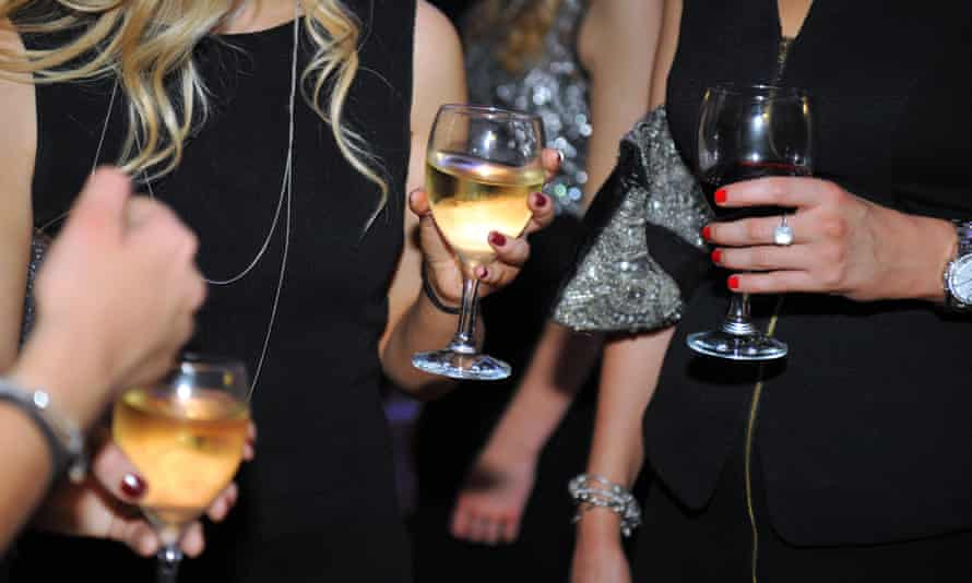 Once rare, wine-drinkers now match beer-drinkers almost unit for unit.